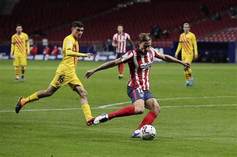 Atletico Madrid 1-0 Barcelona: Player Ratings as Ter ...