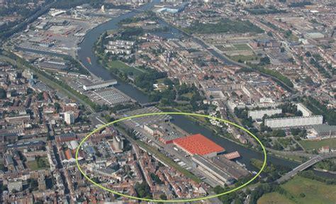 chambre des commerce lille revue fluvial urbanisme portuaire lille voudrait investir