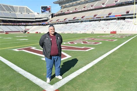 Field Manager by Longtime A M Athletics Field Manager Dies In College