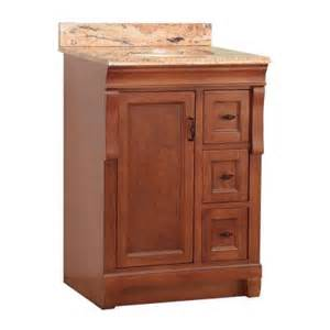 foremost naples 25 in w x 22 in d vanity in warm