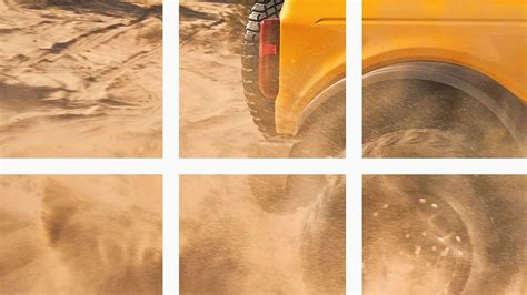 latest  ford bronco teaser suggests  hip   square