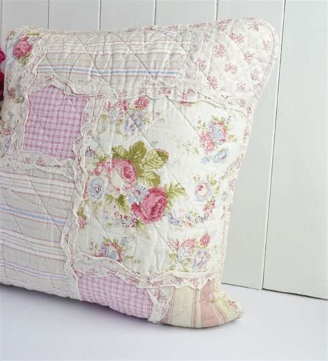 shabby chic curtains and cushions shabby chic clothes shabby chic country style patchwork cushion cover things to sew
