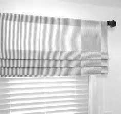 box pleated kitchen valance   Window Treatments