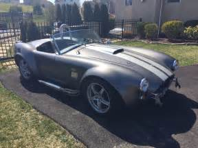 1965 Factory Five Roadster For Sale