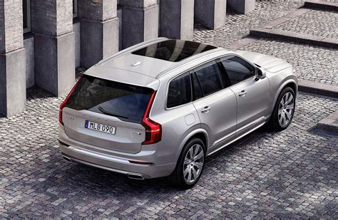 Volvo 2020 Motor by Volvo Xc90 2020 Model Unveiled With Electrification