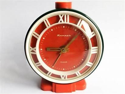 Soviet Alarm Clocks Clock