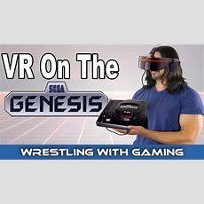 The Untold Story Of Virtual Reality On The Sega Genesis