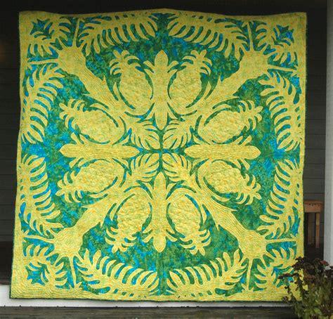 hawaiian quilt patterns stitchnquilt hawaiian pineapple quilt