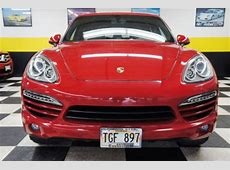 Red Porsche Cayenne For Sale Used Cars On Buysellsearch