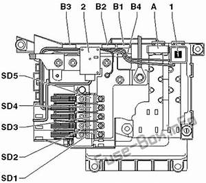 Fuse Box Diagram  U0026gt  Audi Q7  4l  2007