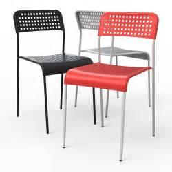 3dsmax adde dining chair