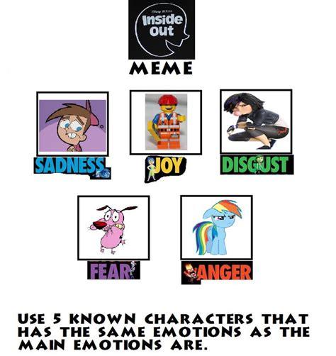 Inside Out Memes - my inside out meme by apigirl000 on deviantart