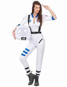 Astronaut costume for women - Vegaoo
