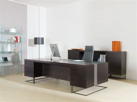 contemporary executive office desks modern executive office desk contemporary thediapercake