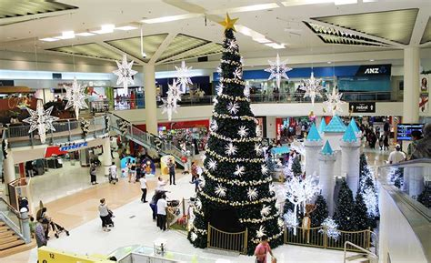 bankstown central shopping centre commercial christmas decorations