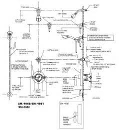 ada compliant hand held slide bar shower systems