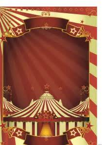 The Circus Vintage Carnival Background