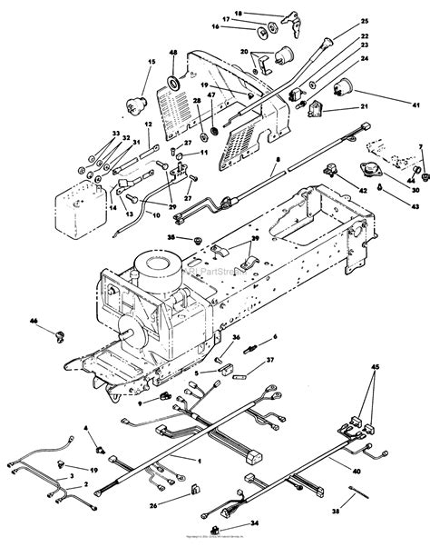 Ford 1710 Wiring Diagram by Ford Tractor Steering Parts Diagram Valve Ford Auto