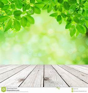 Green Natural Abstract Background Royalty Free Stock Photo
