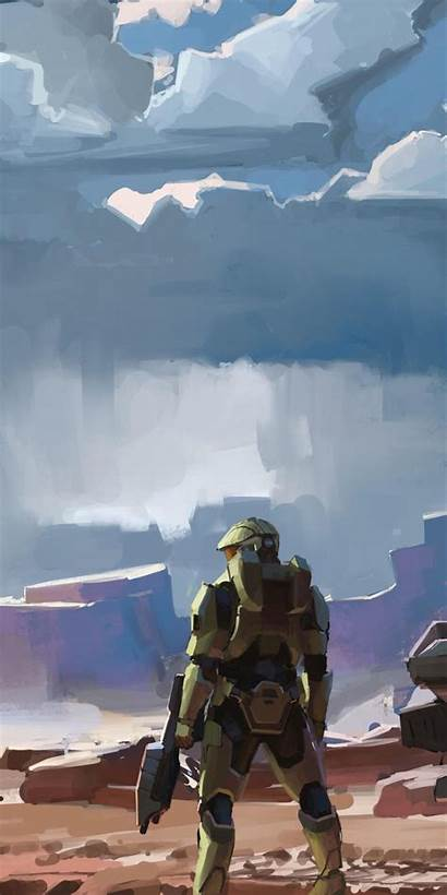 Halo Infinite Wallpapers Infinity Backgrounds Artwork Cave