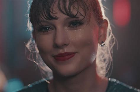 Taylor Swift's Delicate Music Video Released During
