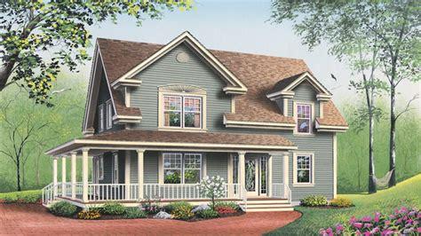 Oldstyle Farmhouse Plans Country Farmhouse House Plans