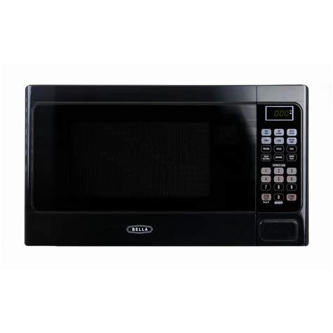 Bella 0.7 cu. ft. 700 Watt Compact Countertop Microwave