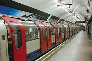 London Underground   subway, London, England, United ...