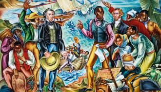 hale woodruff s vibrant murals immortalize african