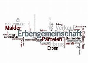 Erbengemeinschaft Immobilie Auszahlung : erbengemeinschaft immobilienmakler beauftragen blog ~ Yasmunasinghe.com Haus und Dekorationen