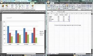 Fungsi Dan Cara Membuat Grafik Chart Menggunakan Microsoft