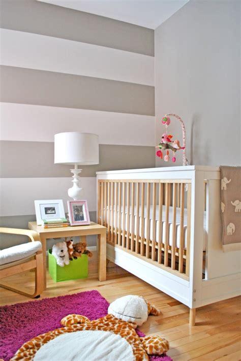 Kinderzimmer Ideen Streichen by 65 Wand Streichen Ideen Muster Streifen Und Struktureffekte