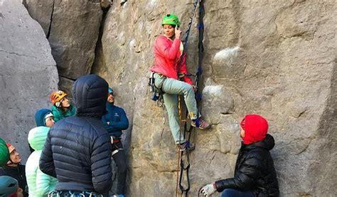 Sierra Nevada Climbing Adventure Xperience Days
