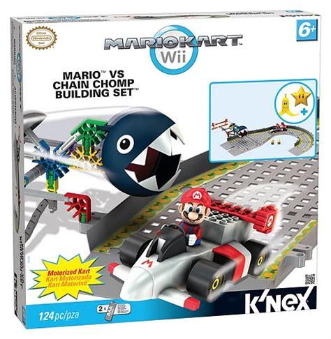 Bricker Construction Toy Knex Mario Chain