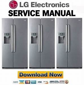 Lg Gr L207flq Service Manual And Repair Guide