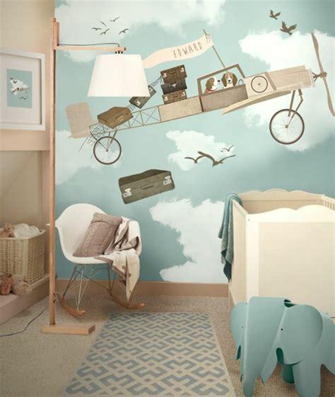 Kinderzimmer Tapeten Ideen by Tapeten Kinderzimmer Passende Farben Und Motive Ausw 228 Hlen