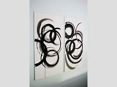 20 Easy Abstract Painting Ideas
