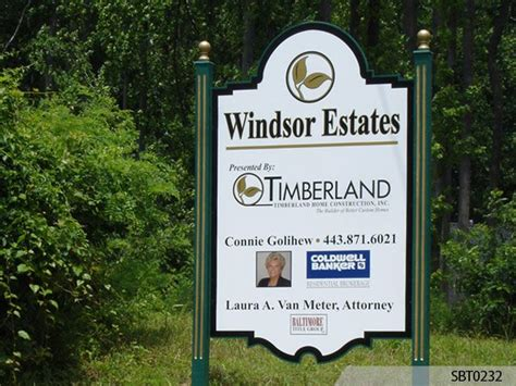 Custom Real Estate Signs| Signs By Tomorrow Corporate