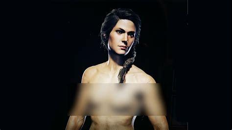 Hay Un Bug Que Desnuda A Kassandra En Assassin S Creed Odyssey HobbyConsolas Juegos