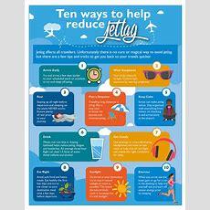 Ten Ways To Help Reduce Jet Lag