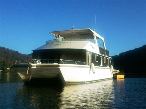 Houseboat Ocean by Houseboating For Dummies On The Hawkesbury River Sydney