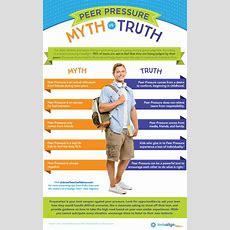 Peer Pressure Myth Vs Truth