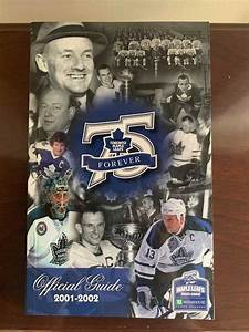 Find More Toronto Maple Leafs 75 Forever Official Guide