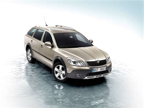 skoda octavia 2010 2010 skoda octavia scout released in australia photos