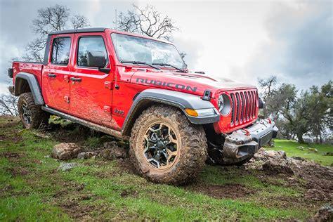 jeep gladiator pickup truck review  drive impressions gearjunkie