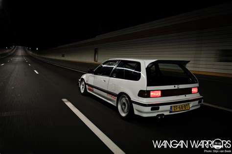 japanese car culture  europe wangan warriors