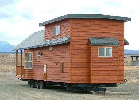cabin on wheels spacious park model tiny cabin on wheels by rpc