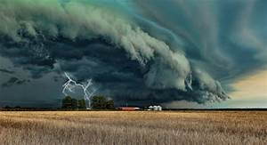 Landscape, Storm, Cloud, July, Wallpapers, And, Images