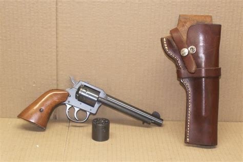 H And R Model 649 22 Lr 22 Mag Cal 6 Rd Revolver
