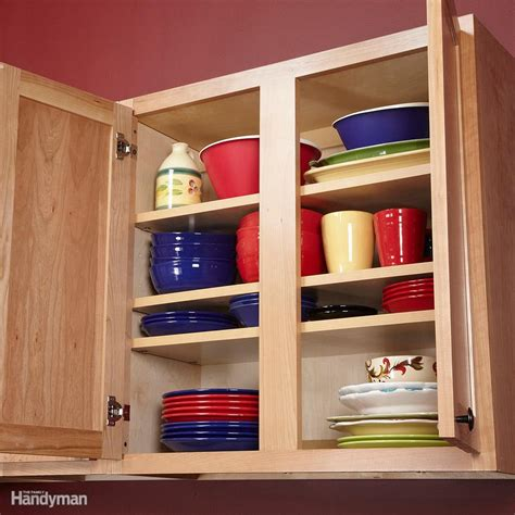 kitchen cabinet storage ideas kitchen storage ideas the family handyman
